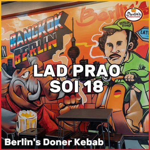 Kebab Thailand